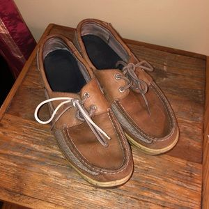 Sperry Topsiders | Men's Leather Boat Shoes 12